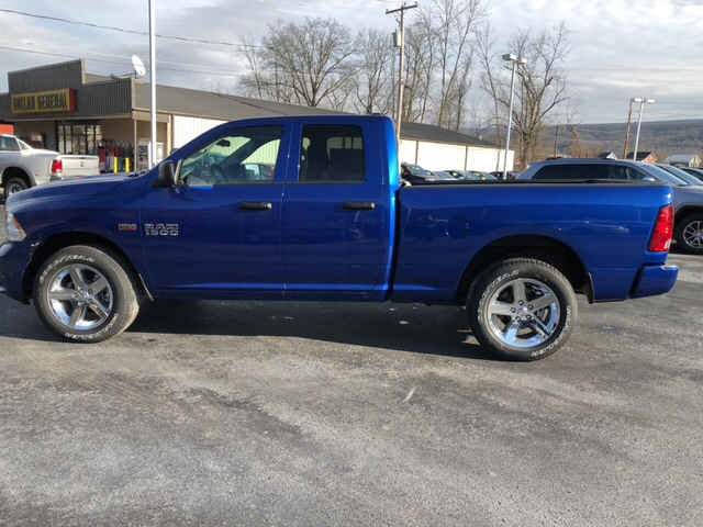 2018 Ram 1500 Quad Cab 4x4, Pickup #17481 - photo 8