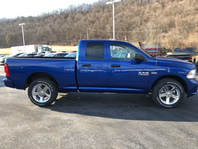 2018 Ram 1500 Quad Cab 4x4, Pickup #17481 - photo 5