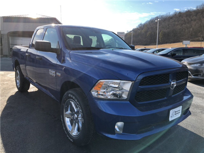 2018 Ram 1500 Quad Cab 4x4, Pickup #17481 - photo 4