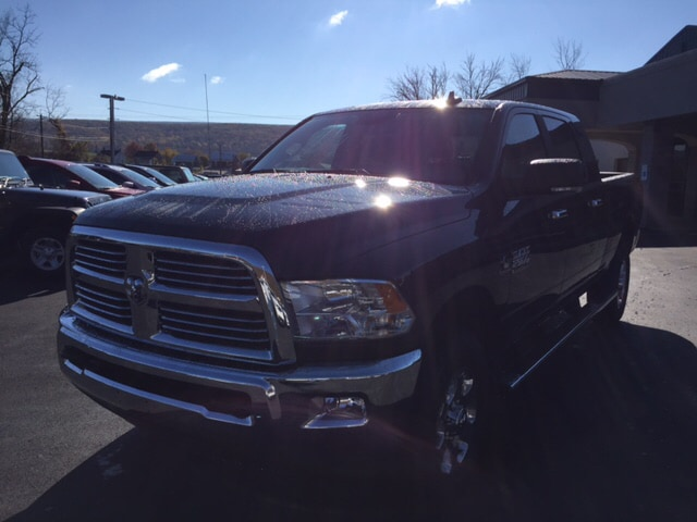 2018 Ram 2500 Mega Cab 4x4, Pickup #17509 - photo 1