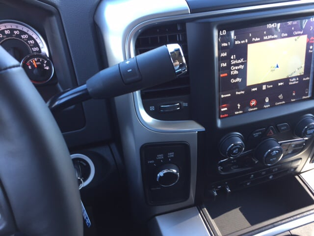 2018 Ram 2500 Mega Cab 4x4 Pickup #17509 - photo 16