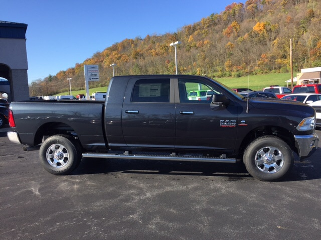 2018 Ram 2500 Mega Cab 4x4 Pickup #17509 - photo 4