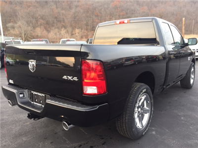 2018 Ram 1500 Quad Cab 4x4, Pickup #17512 - photo 5