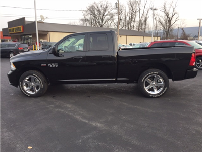 2018 Ram 1500 Quad Cab 4x4,  Pickup #17512 - photo 7