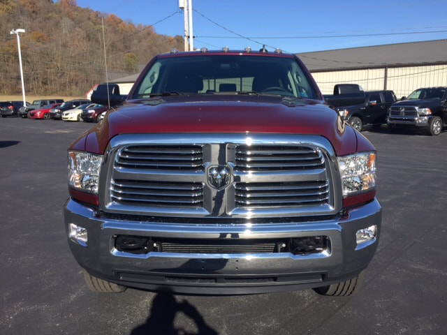 2018 Ram 3500 Mega Cab 4x4 Pickup #17513 - photo 3