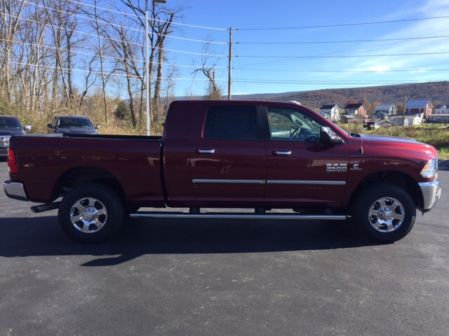 2018 Ram 3500 Mega Cab 4x4 Pickup #17513 - photo 5