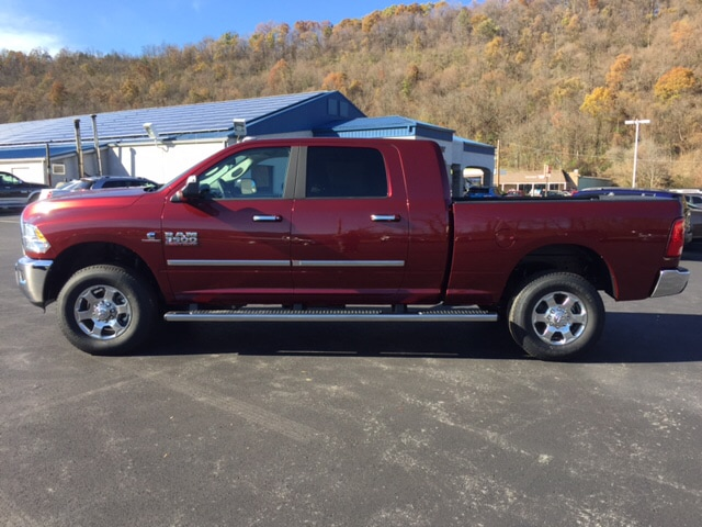 2018 Ram 3500 Mega Cab 4x4 Pickup #17513 - photo 8