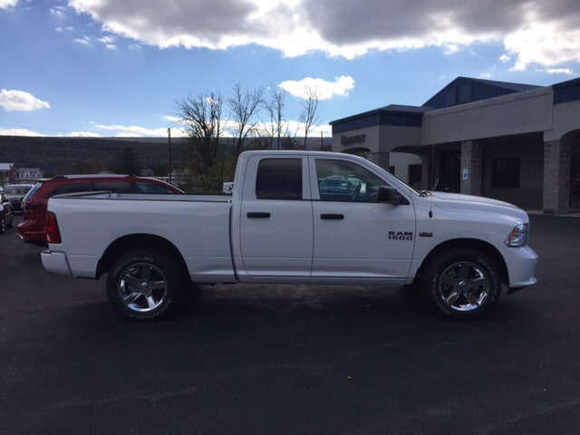 2017 Ram 1500 Quad Cab 4x4 Pickup #17525 - photo 5