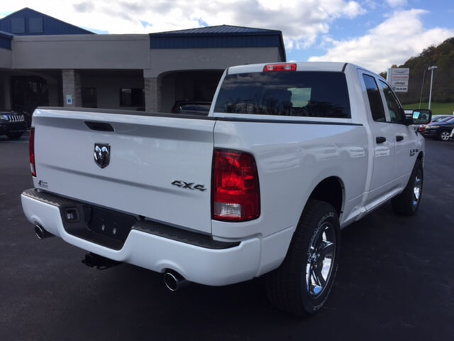 2017 Ram 1500 Quad Cab 4x4 Pickup #17525 - photo 6