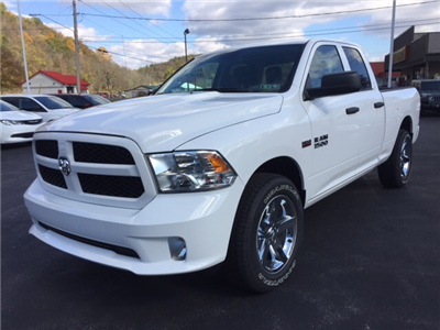 2017 Ram 1500 Quad Cab 4x4 Pickup #17525 - photo 1
