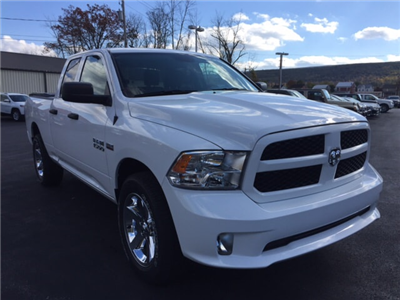 2017 Ram 1500 Quad Cab 4x4 Pickup #17525 - photo 4