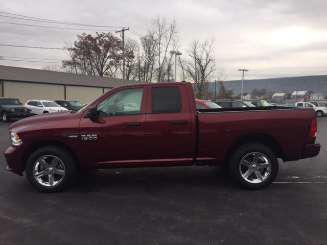 2018 Ram 1500 Quad Cab 4x4, Pickup #17526 - photo 7