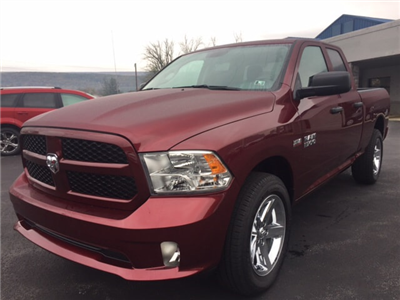 2018 Ram 1500 Quad Cab 4x4, Pickup #17526 - photo 1