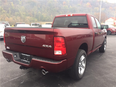 2018 Ram 1500 Quad Cab 4x4, Pickup #17526 - photo 6