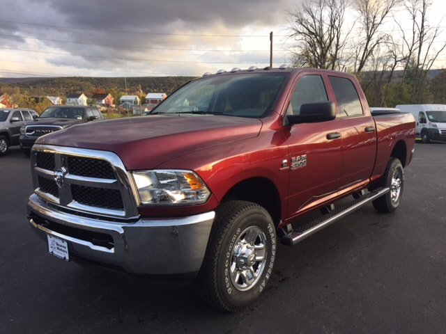 2018 Ram 2500 Crew Cab 4x4,  Pickup #17527 - photo 1