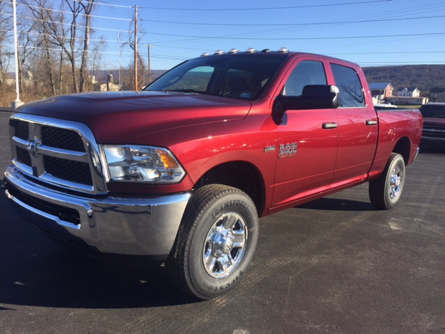 2018 Ram 3500 Crew Cab 4x4, Pickup #17549 - photo 1