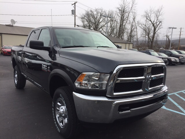 2018 Ram 2500 Crew Cab 4x4, Pickup #17554 - photo 4