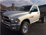2018 Ram 3500 Regular Cab 4x4, Cab Chassis #17555 - photo 1