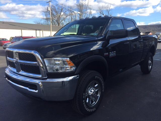 2018 Ram 2500 Crew Cab 4x4, Pickup #17557 - photo 18
