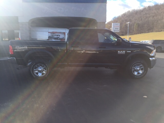 2018 Ram 2500 Crew Cab 4x4, Pickup #17557 - photo 4