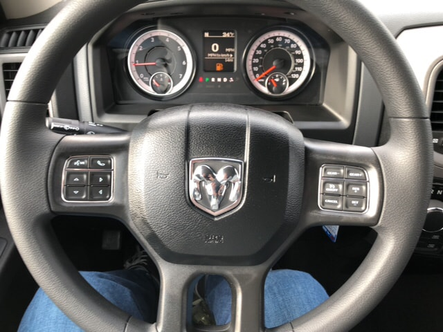 2018 Ram 1500 Crew Cab 4x4, Pickup #17604 - photo 12