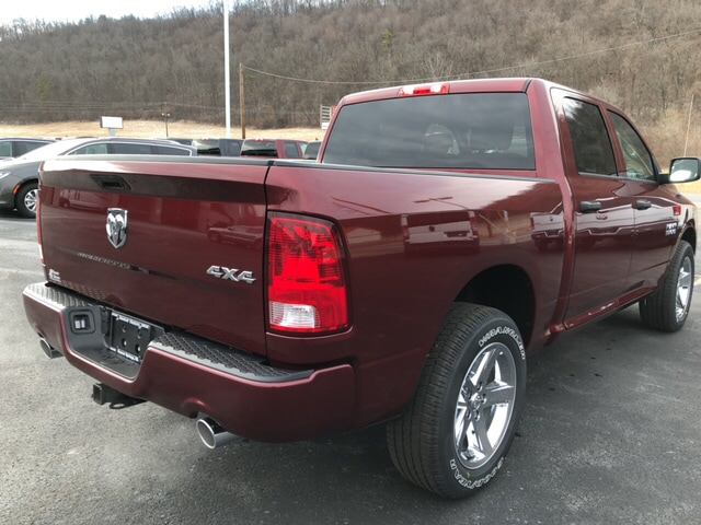 2018 Ram 1500 Crew Cab 4x4, Pickup #17604 - photo 6