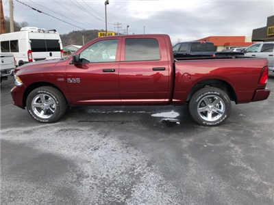 2018 Ram 1500 Crew Cab 4x4,  Pickup #17604 - photo 8