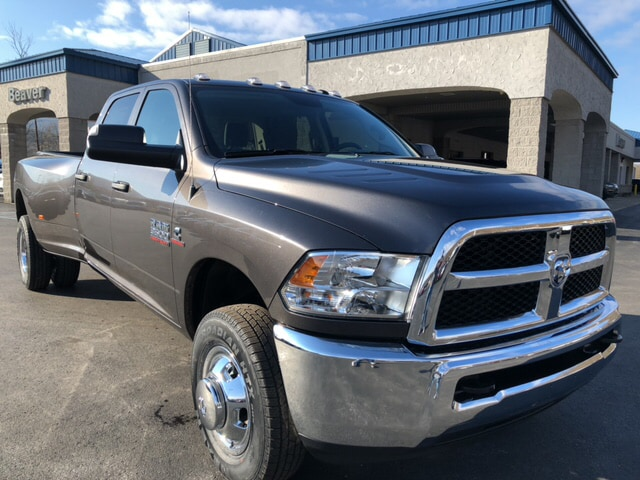 2018 Ram 3500 Crew Cab DRW 4x4, Pickup #17839 - photo 4