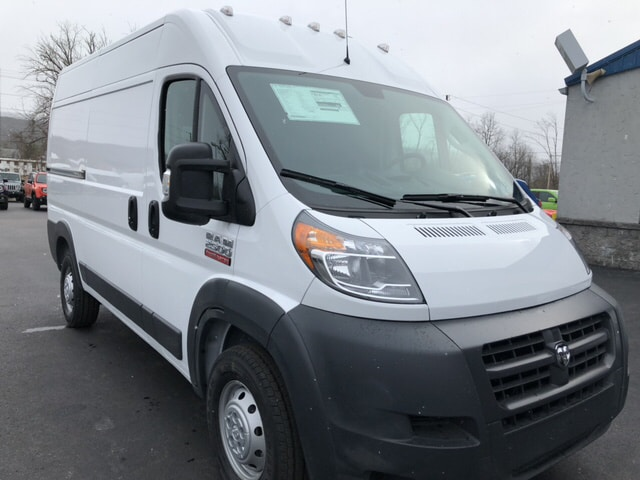 2018 ProMaster 2500 High Roof, Cargo Van #17920 - photo 4