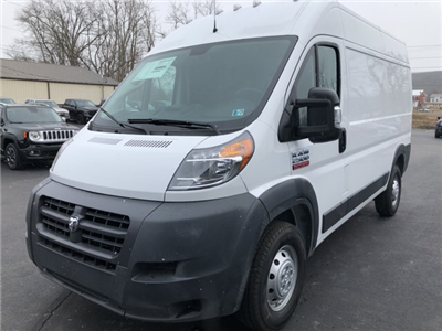 2018 ProMaster 2500 High Roof, Cargo Van #17920 - photo 1