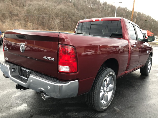 2018 Ram 1500 Quad Cab 4x4, Pickup #17971 - photo 6