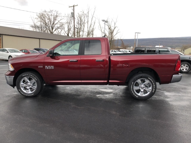 2018 Ram 1500 Quad Cab 4x4, Pickup #17971 - photo 8