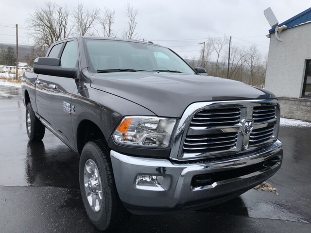 2018 Ram 2500 Crew Cab 4x4, Pickup #17985 - photo 4