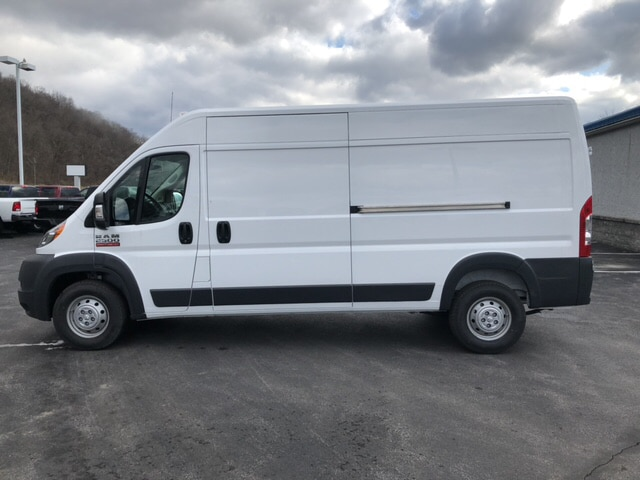 2018 ProMaster 2500 High Roof, Cargo Van #17994 - photo 9