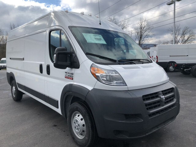 2018 ProMaster 2500 High Roof, Cargo Van #17994 - photo 4