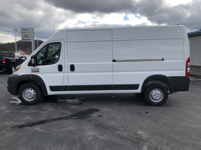 2018 ProMaster 2500 High Roof, Cargo Van #17995 - photo 10