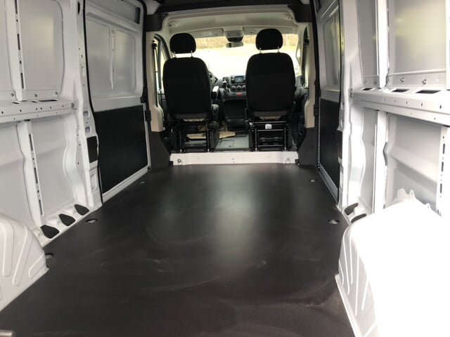 2018 ProMaster 2500 High Roof, Cargo Van #17995 - photo 2