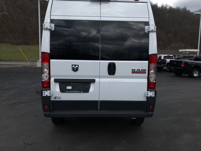 2018 ProMaster 2500 High Roof, Cargo Van #17995 - photo 7