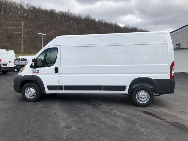 2018 ProMaster 2500 High Roof, Cargo Van #17996 - photo 9