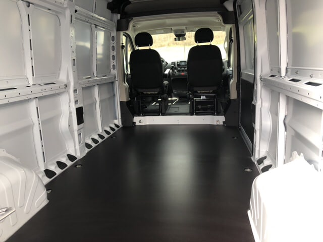 2018 ProMaster 2500 High Roof, Cargo Van #17996 - photo 2
