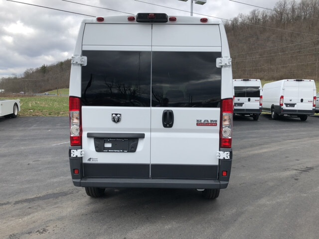 2018 ProMaster 2500 High Roof, Cargo Van #17996 - photo 7