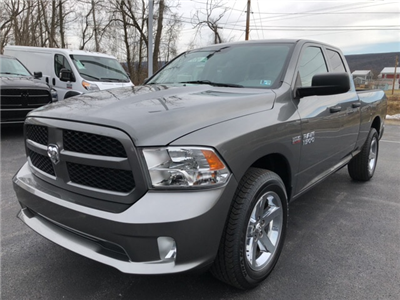 2013 Ram 1500 Quad Cab 4x4, Pickup #18313A - photo 1