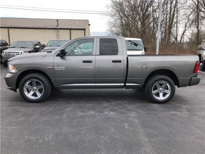 2013 Ram 1500 Quad Cab 4x4, Pickup #18313A - photo 8