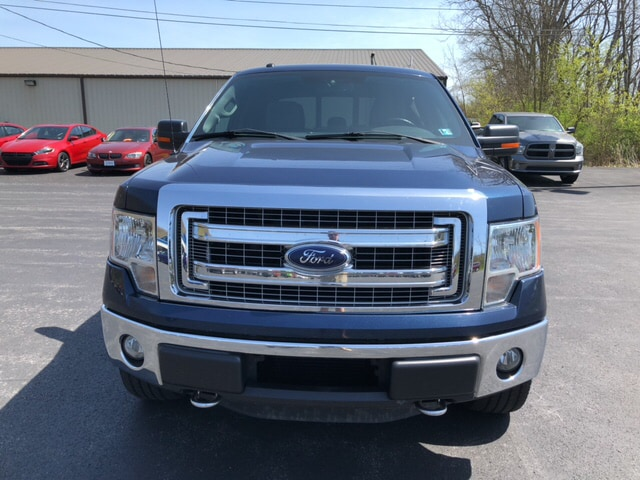 2013 F-150 SuperCrew Cab 4x4,  Pickup #18901B - photo 3