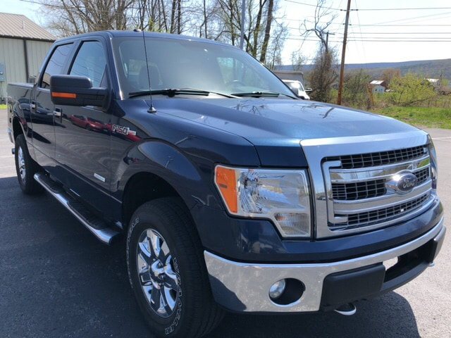 2013 F-150 SuperCrew Cab 4x4,  Pickup #18901B - photo 4