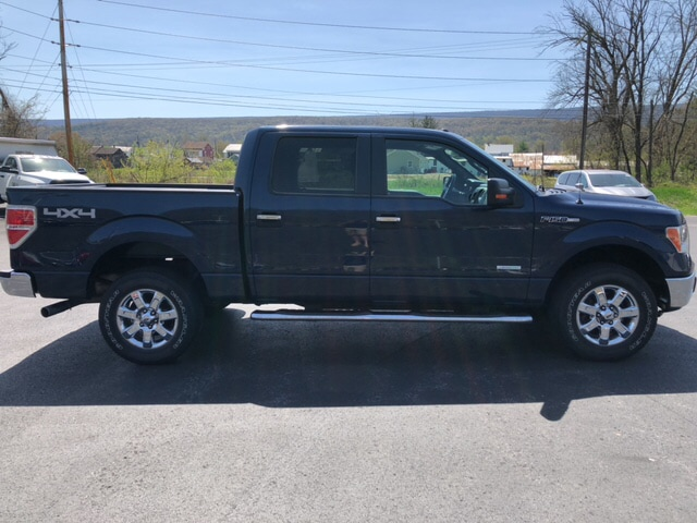 2013 F-150 SuperCrew Cab 4x4,  Pickup #18901B - photo 5