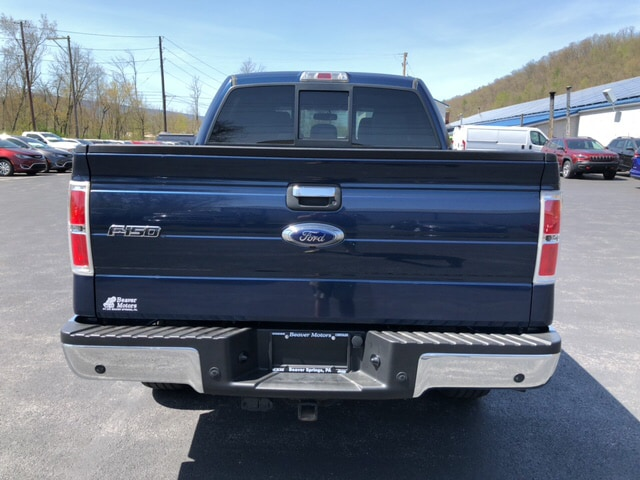 2013 F-150 SuperCrew Cab 4x4,  Pickup #18901B - photo 7