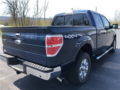 2013 F-150 SuperCrew Cab 4x4,  Pickup #18901B - photo 6