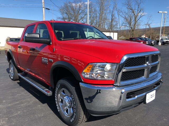 2018 Ram 2500 Crew Cab 4x4, Pickup #19185 - photo 4