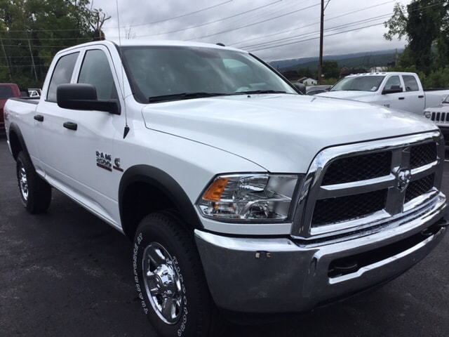 2018 Ram 2500 Crew Cab 4x4,  Pickup #19295 - photo 4